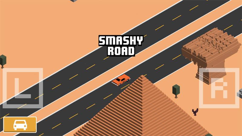 بازی جذاب Smashy Road: Wanted برای ویندوزفون شما!