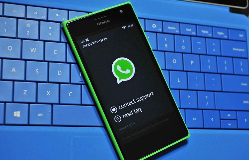 دانلود آخرین نسخه برنامه واتس آپ (WhatsApp) برای ویندوز موبایل