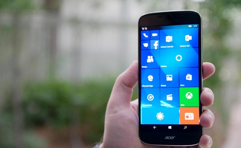 Acer Liquid Jade Primo گوشی جدید ویندوز موبایل آماده پیش فروش در اروپا