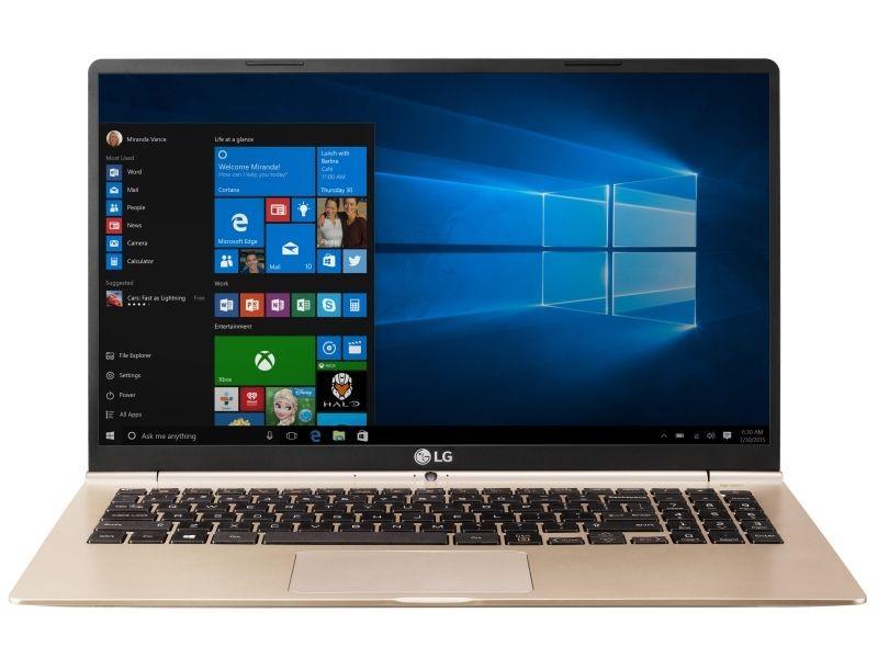 رونمایی LG از سبک ترین لپ تاپ ۱۵٫۶ اینچ جهان با وزن تنها ۹۷۹ گرم!