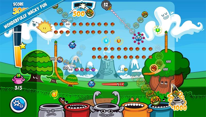 Papa Pear Saga بازی دوست داشتنی کمپانی king برای ویندوز ۱۰ موبایل و PC