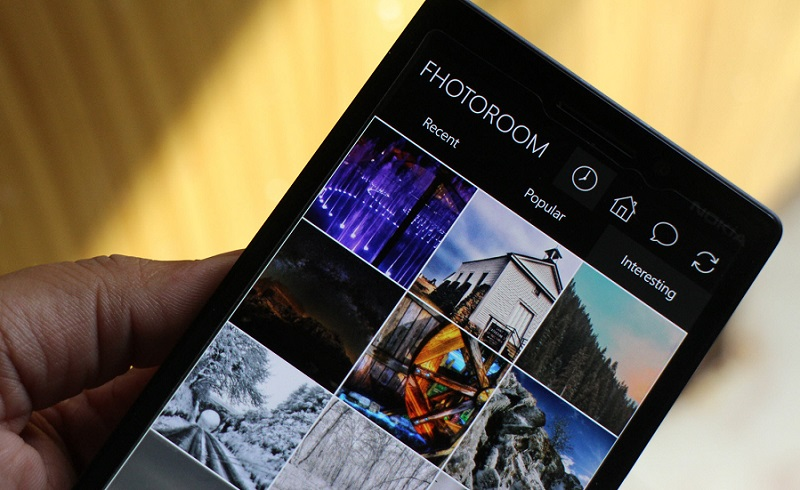 اپلیکیشن ویرایش عکس Fhotoroom برای ویندوز ۱۰ موبایل مجددا نوشته شد!