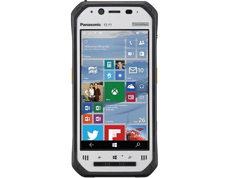 رونمایی پاناسونیک از گوشی مستحکم و کارآمد FZ-F1 با ویندوز ۱۰ موبایل