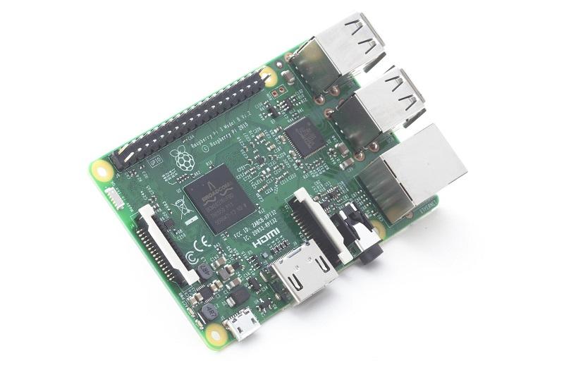 Raspberry Pi 3 با سی پی یو ۶۴ بیتی راهی بازار شد. تنها ۳۵ دلار!