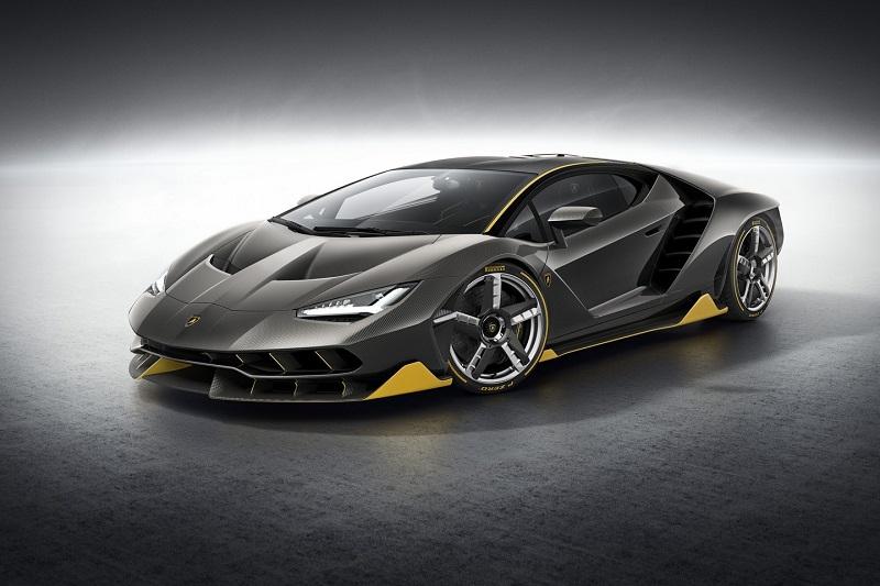 Lamborghini Centenario را در نسخه بعدی Forza Motorsport خواهید دید