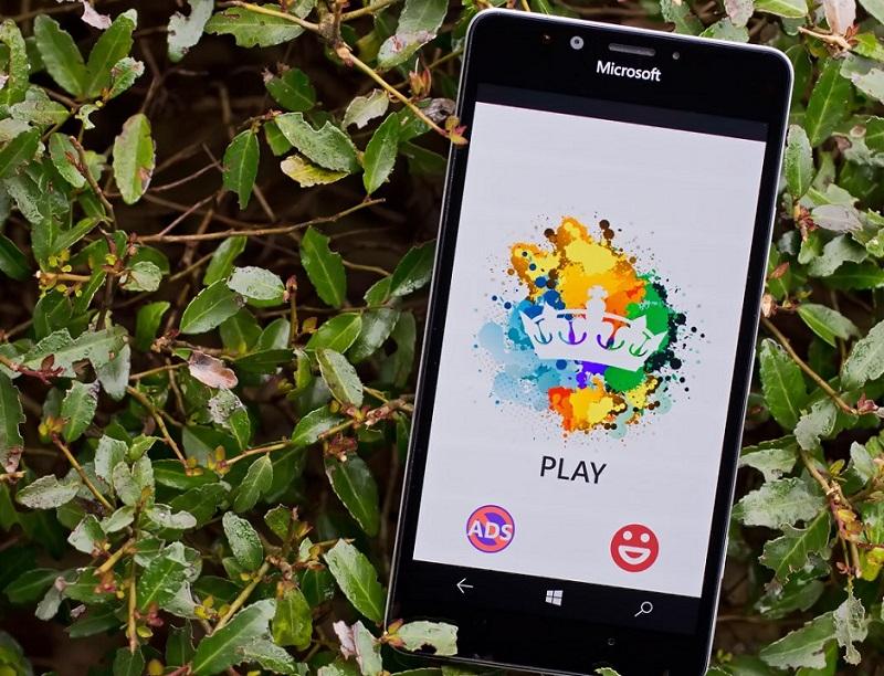 Color King یک بازی جذاب برای ویندوز ۱۰ پی سی و موبایل شما!