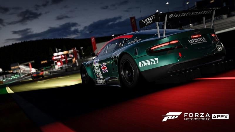 بهار ۹۵ با Forza Motorsport 6: Apex به صورت رایگان در استور ویندوز ۱۰