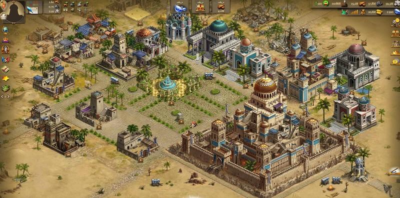 بازی فوق العاده Imperia Online: The Great People به صورت HD برای ویندوز ۱۰