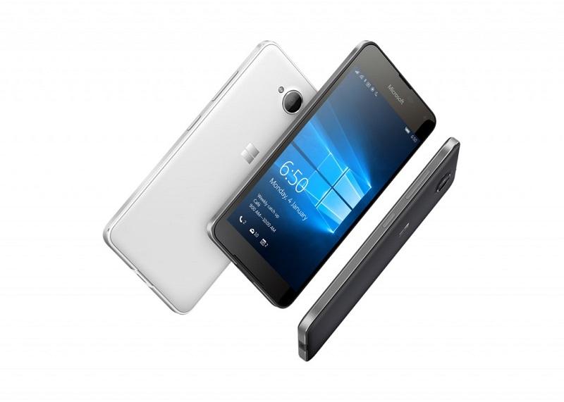 آغاز فروش Lumia 650 Dual SIM 4G-LTE در هندوستان پیش از پایان ماه مارس.