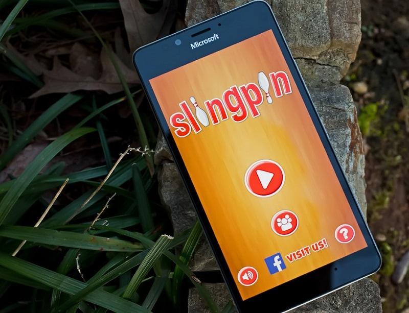 Slingpin یک بازی فکری و فوق العاده برای گوشی و کامپیوتر ویندوز ۱۰ شما!