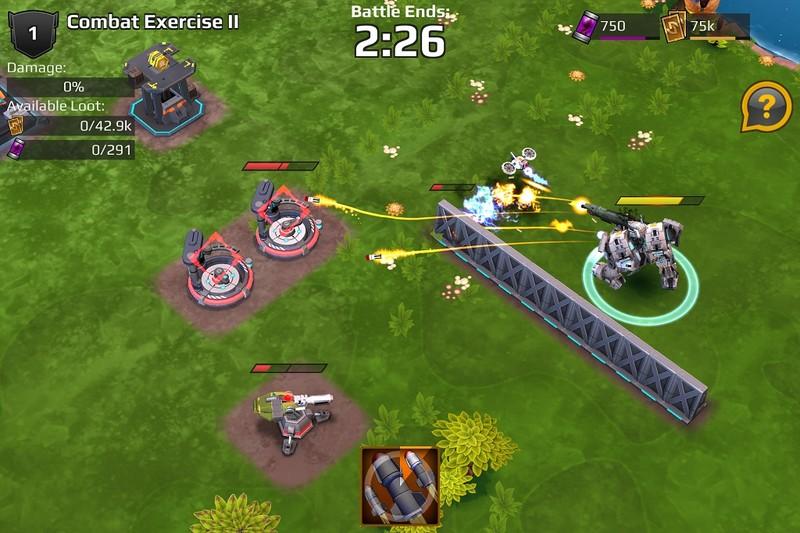 بازی فوق العاده و استراتژی Dawn of Steel را برای PC و Mobile دانلود کنید!