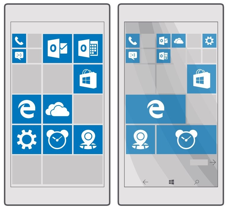 فایل آموزش کاربری ویندوز ۱۰ موبایل در قالب یک فایل PDF