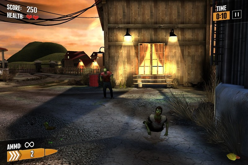 GunFinger یک بازی هیجان انگیز یونیورسال برای گوشی و تبلت شما!