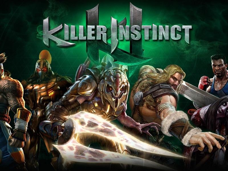 بازی فوق العاده گرافیکی و جنگی Killer Instinct به صورت رایگان برای ویندوز ۱۰