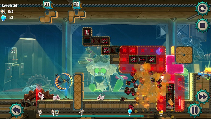 بازی معروف و محبوب MouseCraft به صورت یونیورسال برای ویندوز ۱۰ منتشر شد.