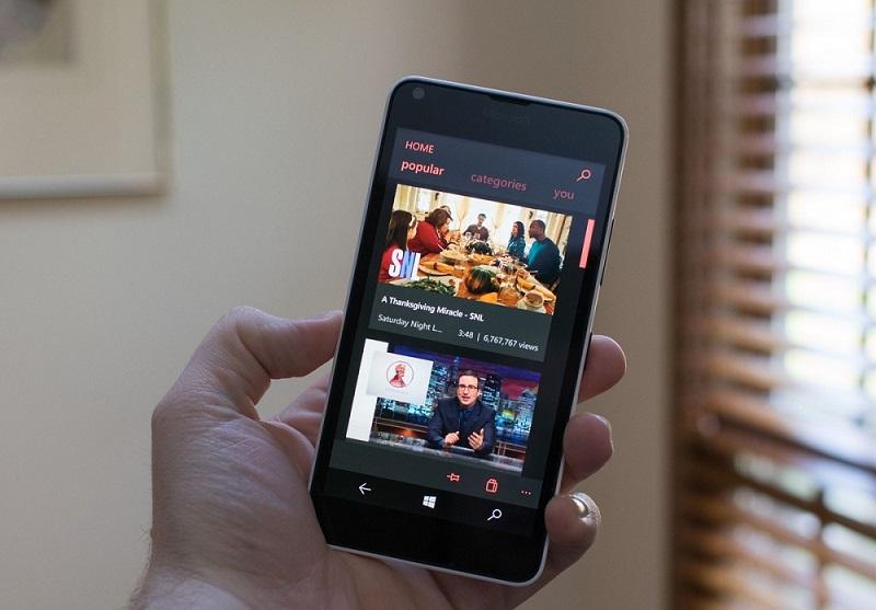 نسخه یونیورسال ویندوز ۱۰ !myTube برای کاربران یوتیوب منتشر شد.