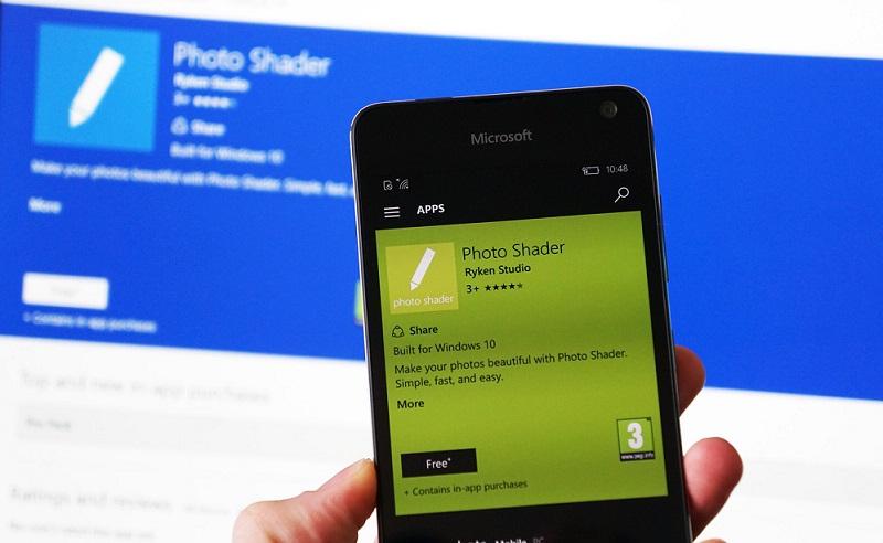 برای ویرایش عکس اپلیکیشن یونیورسال Photo Shader را از دست ندهید!