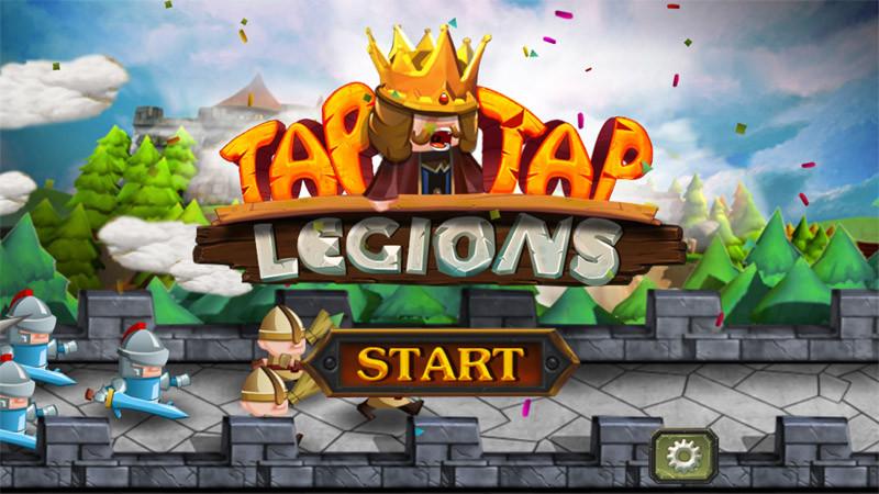 بازی یونیورسال و جذاب Tap Tap Legions برای ویندوز ۱۰ موبایل و PC