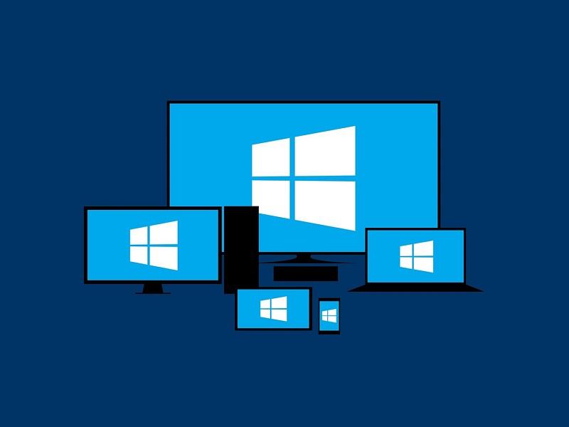 با آپدیت سالانه ویندوز ۱۰ می توانید PC خود را به کمک گجت دیگری باز کنید!