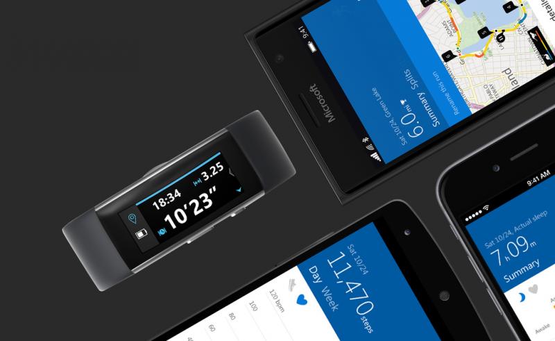 نسخه جدید Microsoft Health با قابلیت های جدید برای Microsoft Band 2
