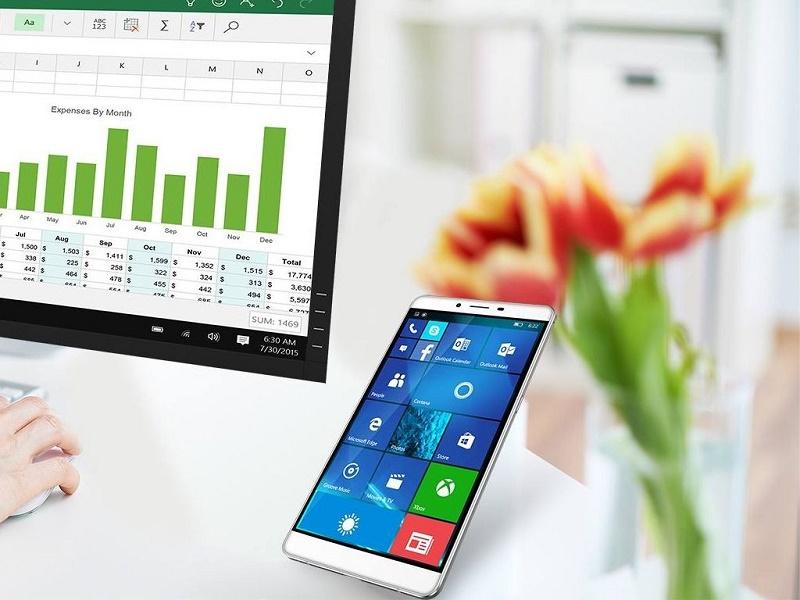 گوشی ۶ اینچ Coship Moly PcPhone W6 با ویندوز ۱۰ موبایل رونمایی شد.