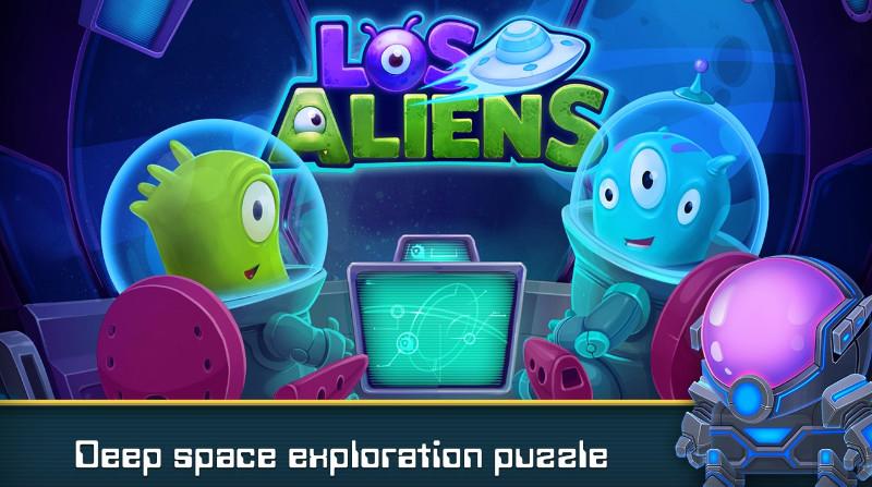 بازی جذاب و جدید Los Aliens توسط Game Troopers منتشر شد.