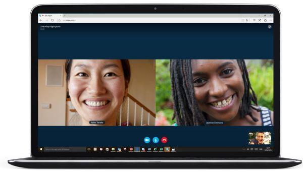 امکان تماس صوتی و تصویری با Microsoft Edge بدون نیاز به نصب Skype