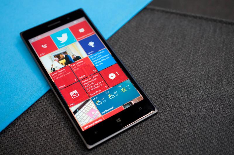 نسخه پیش نمایش Windows 10 Mobile با بیلد ۱۴۳۲۷ منتشر شد.