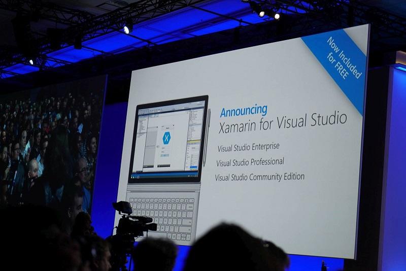 Xamarin در ویژوال استودیو ۲۰۱۵ آپدیت ۲ به صورت رایگان قرار دارد!