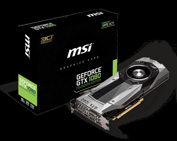 Nvidia GTX 1080 نظر همه منتقدان را به خود جلب کرده است.