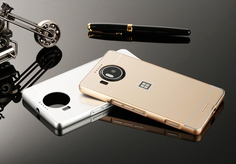 قاب های زیبای رنگارنگ و آلومینیومی Lumia 950 – 950XL در AliExpress
