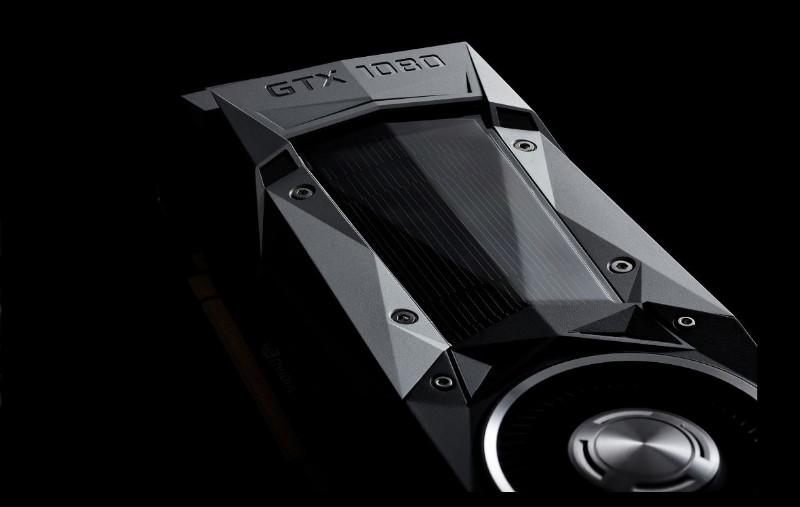 فروش کارت گرافیک GTX 1080 Nvidia شروع شد.