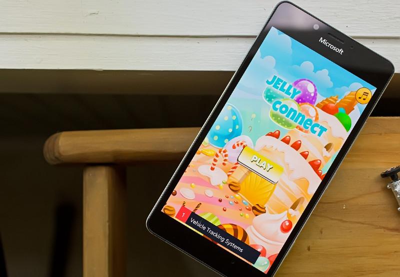 بازی یونیورسال Jelly Connect برای ویندوز ۱۰ موبایل و پی سی