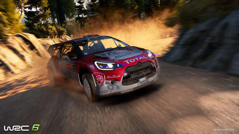 بازی رالی WRC 6 اواخر ۲۰۱۶ برای Windows 10 PC و XBOX ONE منتشر می شود.