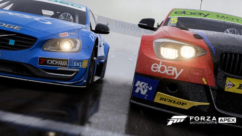 ابر بازی اتومبیل رانی Apex Forza برای کسانی که ابر کامپیوتر دارند!