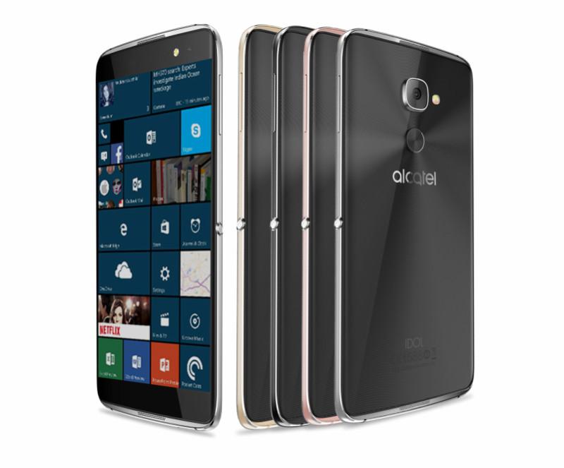 Alcatel Idol4 Pro W10M گوشی فوق العاده در راه بازار جهانی