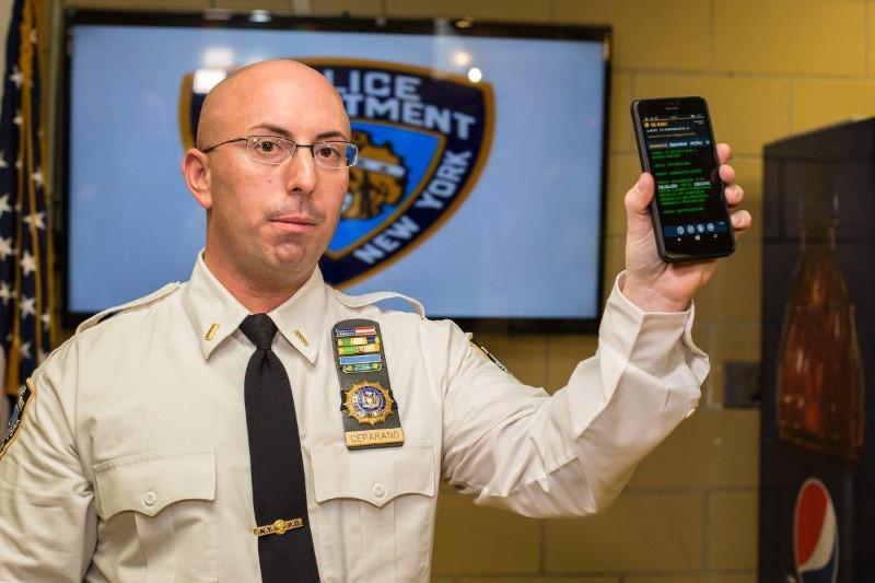 پلیس شهر نیویورک (NYPD) با ویندوزفون قدرتمند تر و کاراتر شده است.