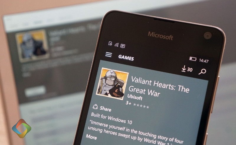 Valiant Hearts: The Great War توسط Ubisoft منتشر شد.