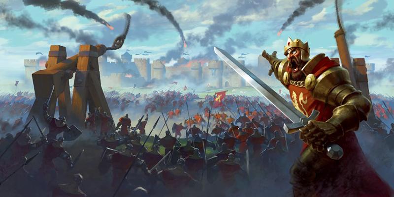 آپدیت جدید بازی Age of Empires®: Castle Siege منتشر شد.