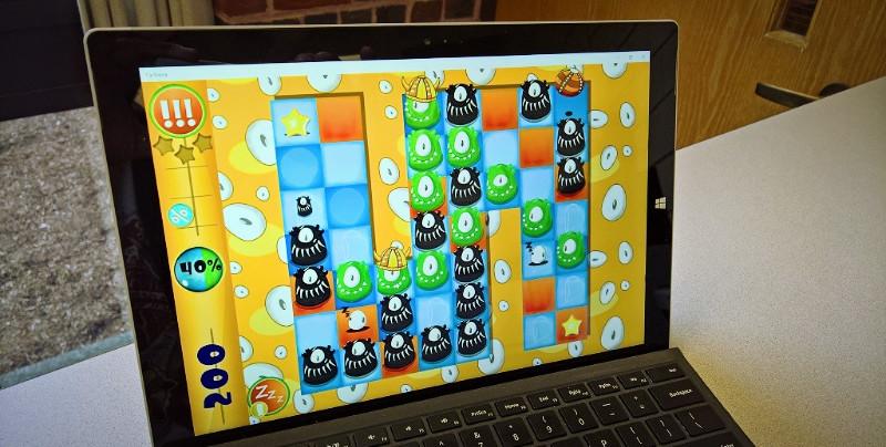 Cyclopsy یک بازی جذاب فکری و سبک برای تبلت و پی سی