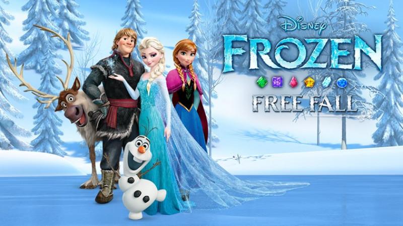 بازی فوق العاده Frozen Free Fall با ۳۰ مرحله جدید آپدیت شد