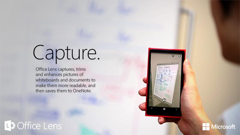 برنامه اسکن بسیار قدرتمند و هوشمند Office Lens را از دست ندهید!