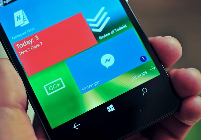 Facebook Messenger Beta برای ویندوز ۱۰ موبایل منتشر شد.