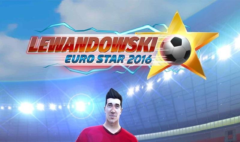 Lewandowski: Euro Star 2016 بازی جدید از GAME TROOPERS