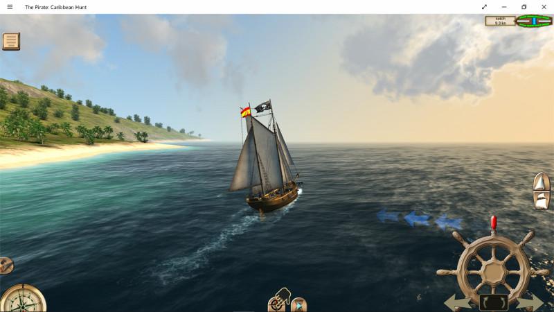 دانلود بازی The Pirate: Caribbean Hunt برای ویندوز ۱۰ PC