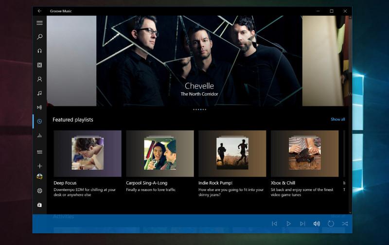 نسخه جدید اپلیکیشن محبوب پخش موزیک Groove منتشر شد.