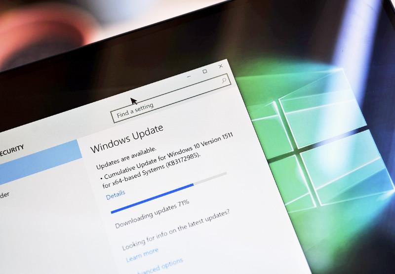 آپدیت ویندوز ۱۰ با بیلد ۱۰۵۸۶٫۴۹۴ برای موبایل و PC منتشر شد.