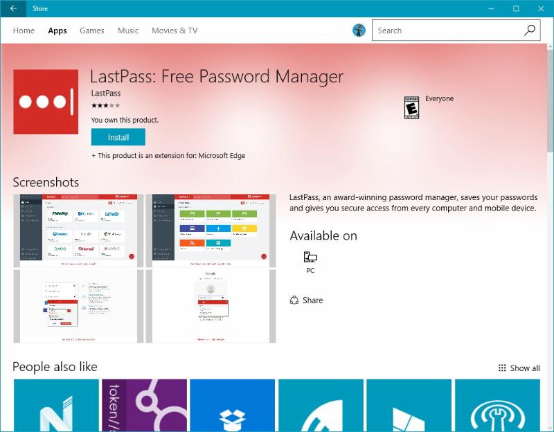 تغییرات مرورگر Microsoft Edge بعد از آپدیت ۲ آگوست ۲۰۱۶