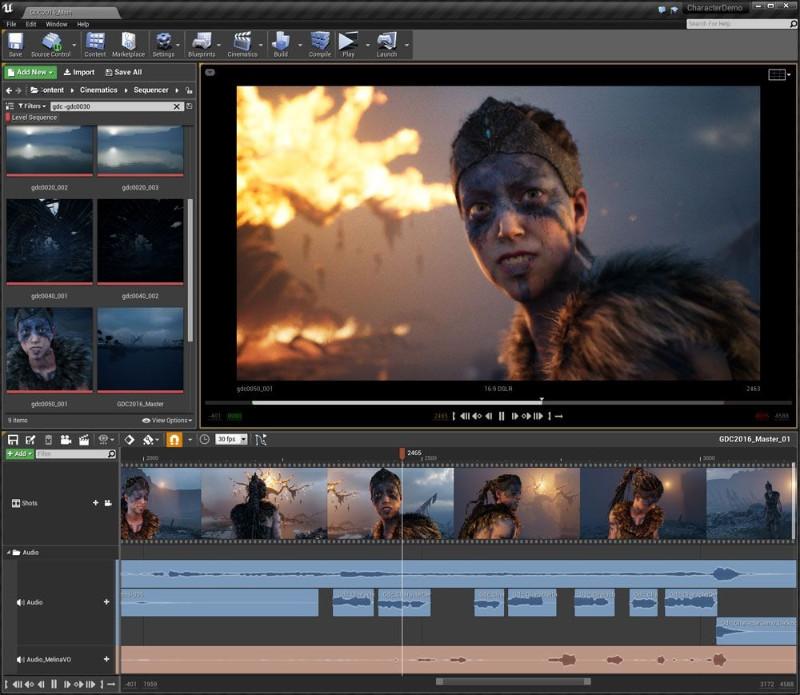 امکان ساخت بازی یونیورسال با Unreal Engine 4 برای ویندوز ۱۰