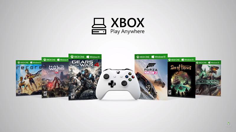 قابلیت Xbox Play Anywhere  از تاریخ ۱۳ سپتامبر فعال می شود.